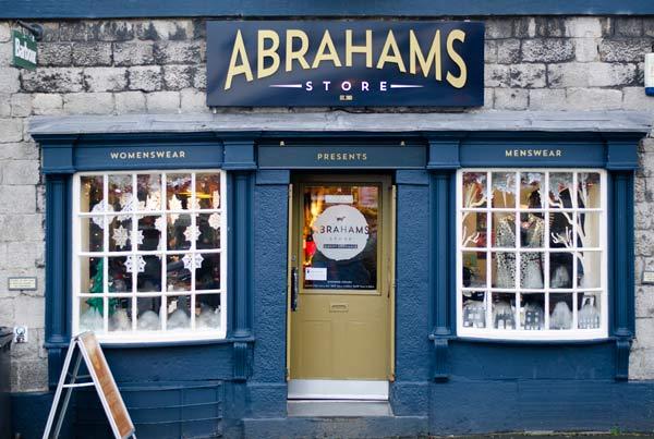 Abrahams Store Exteranl