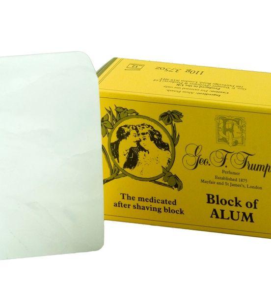 Trumper Block of Alum