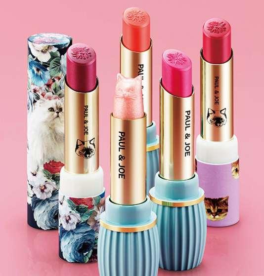 Paul & Joe Beauté Lipstick Group