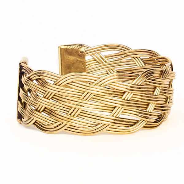 AW19-Jewellery-my-Doris-Brass-Plait-Bangle