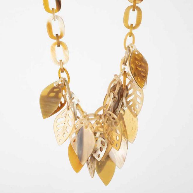 AW19-Jewellery-my-Doris-Horn-Multi-leaf-necklace
