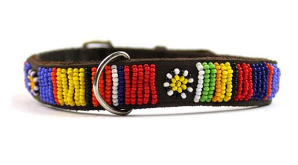 Beaded Aspiga masai collar