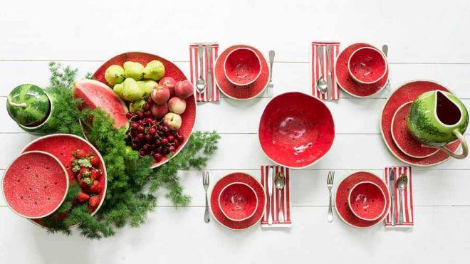 Bordallo Pinheiro Watermelon Collection