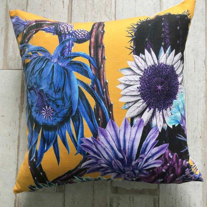 Arcana Cactus cushion