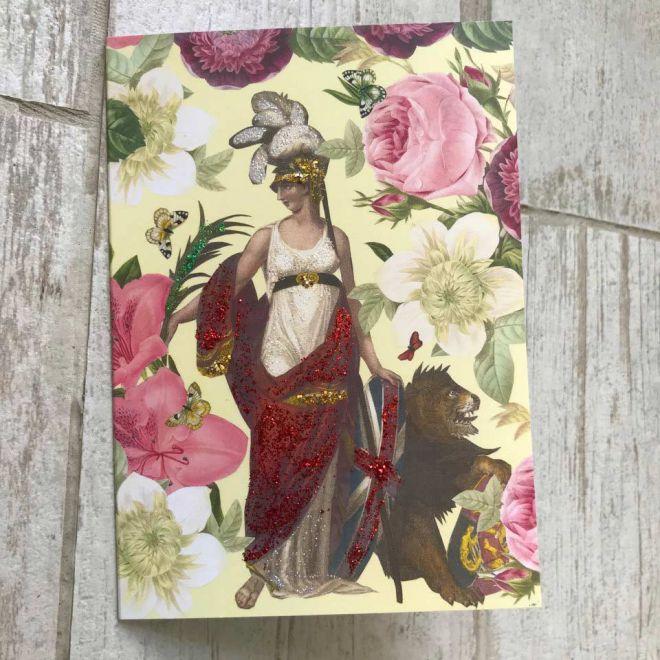 Diana Wilson card