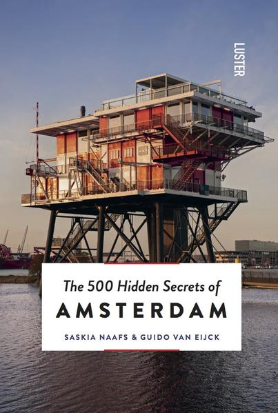 500 Hidden Secrets of Amsterdam - cover page