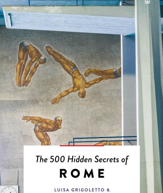 500 Hidden Secrets of Rome - Front Cover