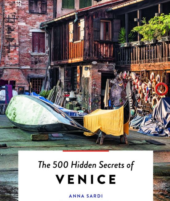 Front Cover - 500 Hidden Secrets of Venice