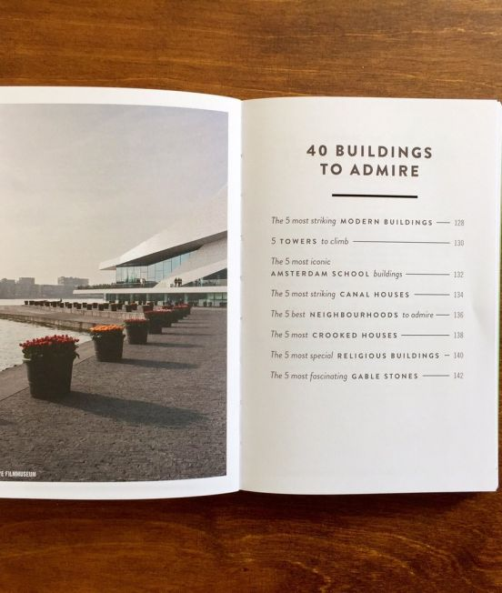 Example pages from 500 Hidden Secrets of Amsterdam