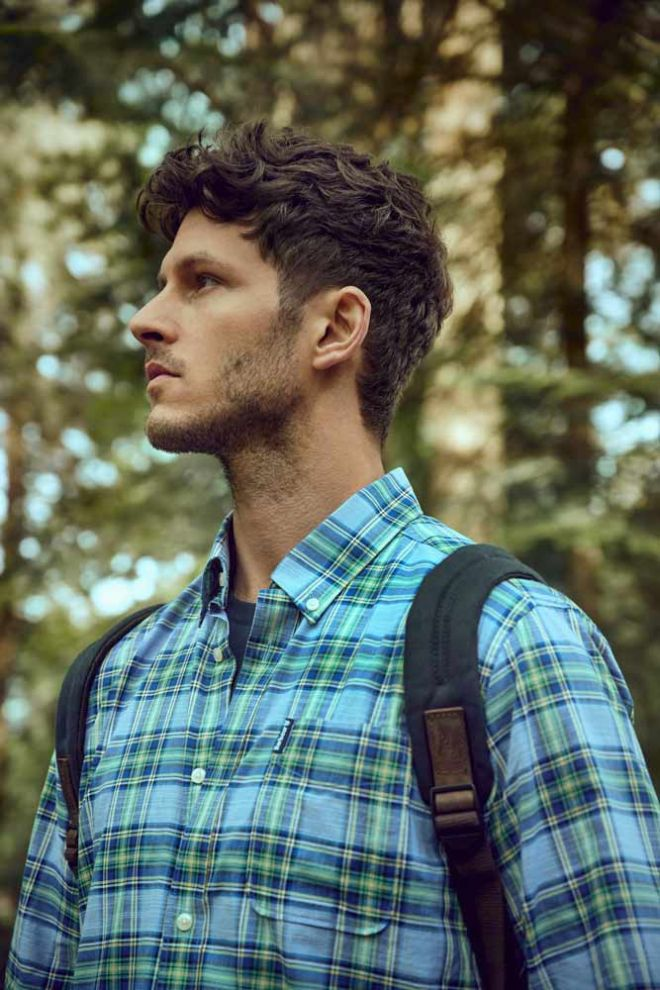 BARBOUR HIGHLAND CHECK 26 TAILORED SHIRT
