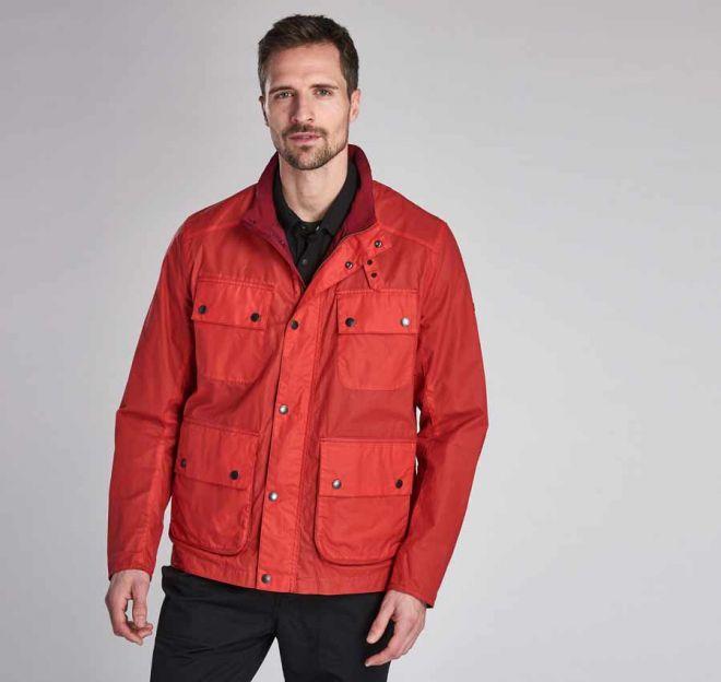 Barbour International Waterproof Jacket