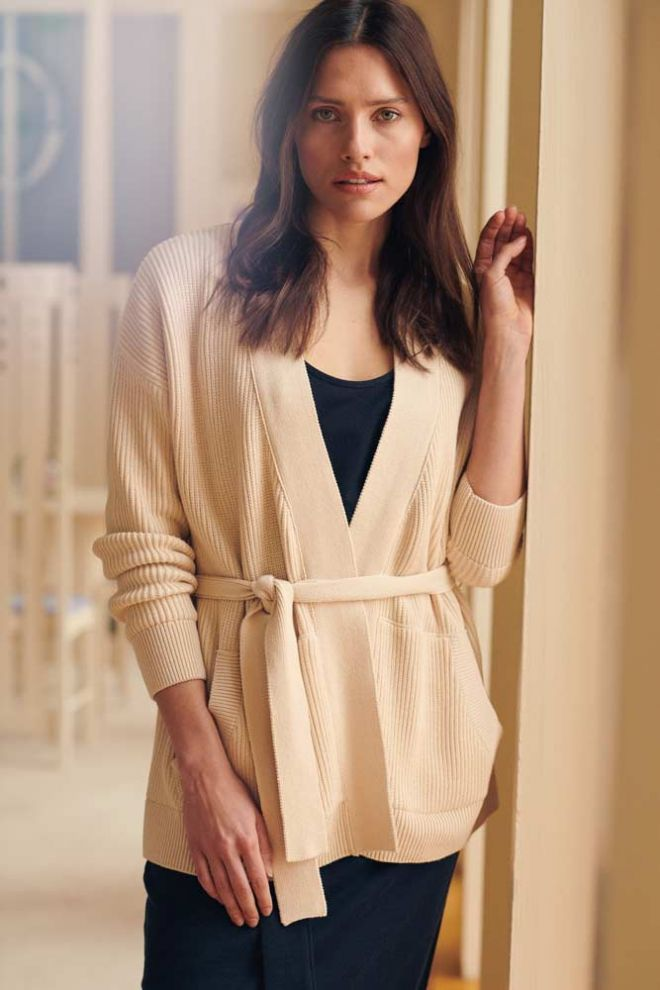 Barbour Lucie Cardigan and Heriot Dress