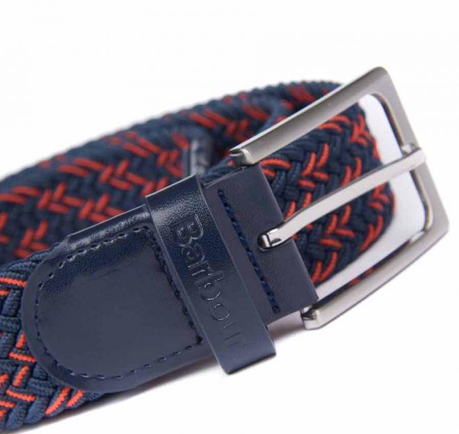 Barbour mariner Ford belt