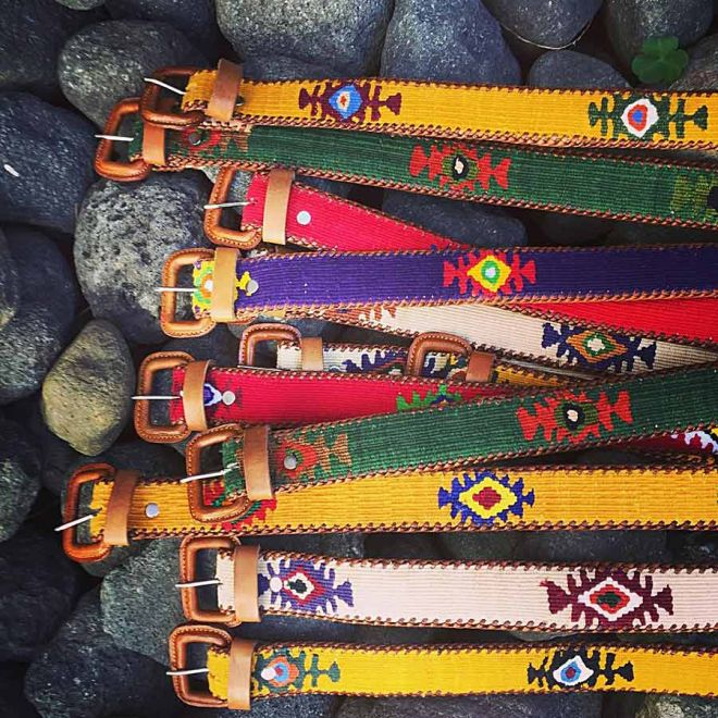 Polo belts selection