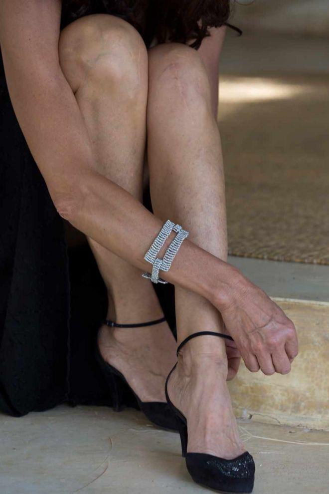 MWA Pewter Bracelet