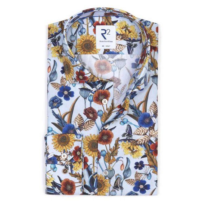 R2 Amsterdam Sunflowers shirt