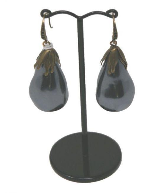 Diana Wilson Arcana Baroque drop earrings