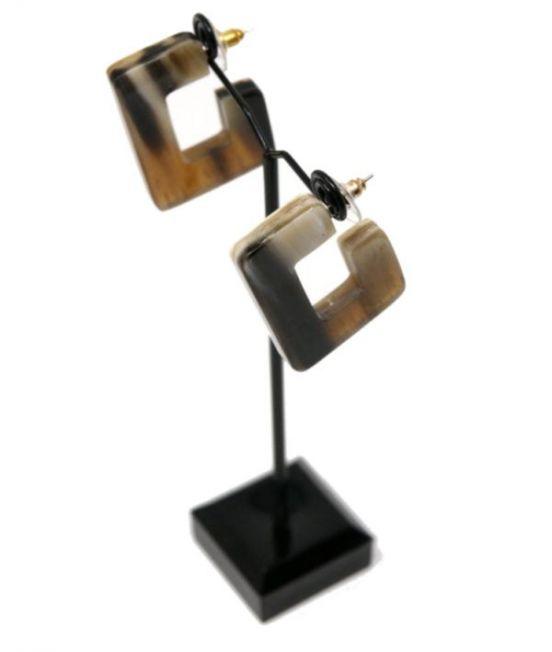 Capella Horn Oxhorn G Design Earrings