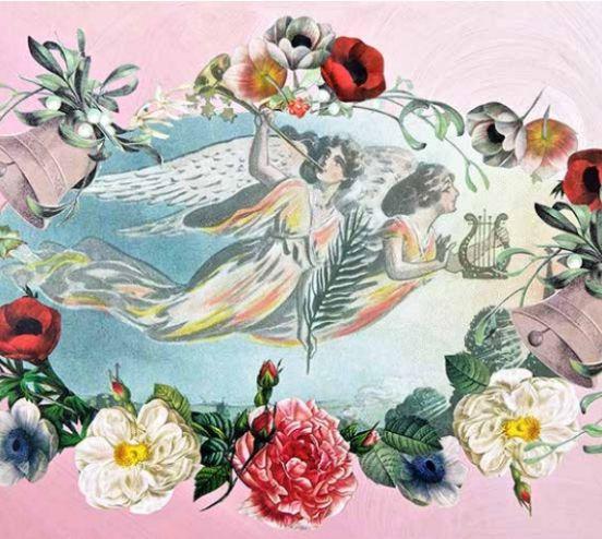 Diana Wilson Shawl - Harp