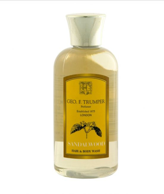 Trumper Sandalwood Hair & Body Wash