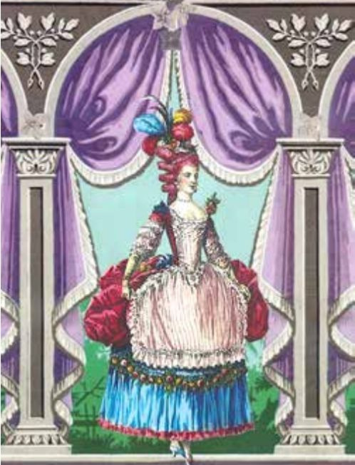 Arcana Shawl - Versailles