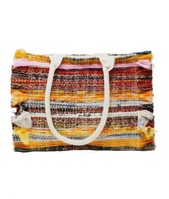 Sari bag - side view
