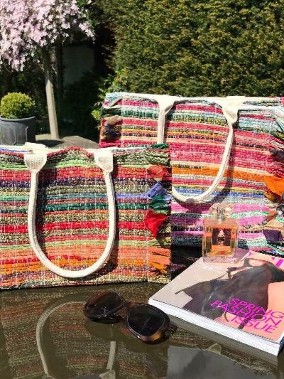 Sari Bags