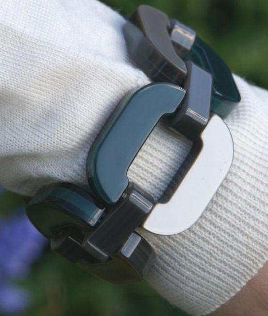 Xavier Derome Large Bracelet