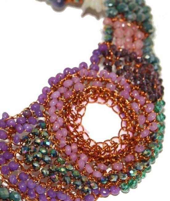 Palazzi Babette Necklace - Close Up