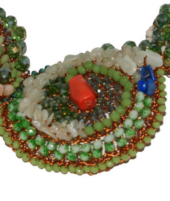 Palazzi Minerva Necklace - Close Up