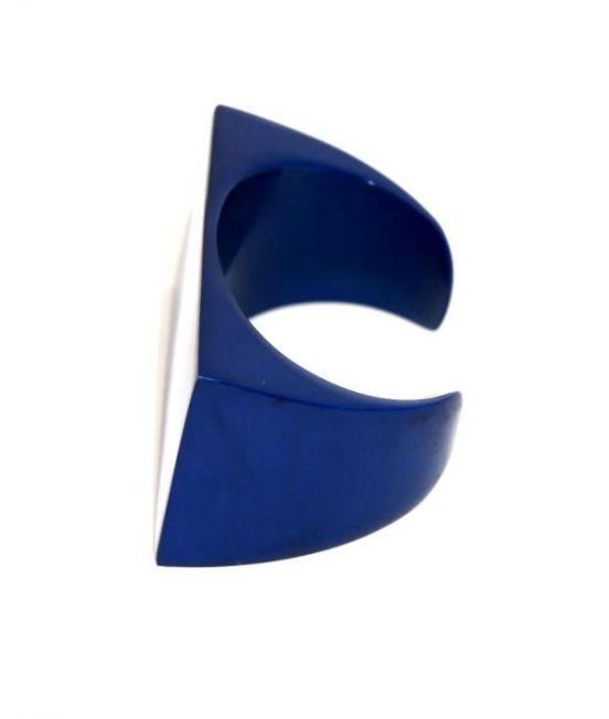 Blue Cuff