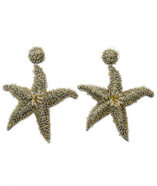 Narratives Starfish Earrings