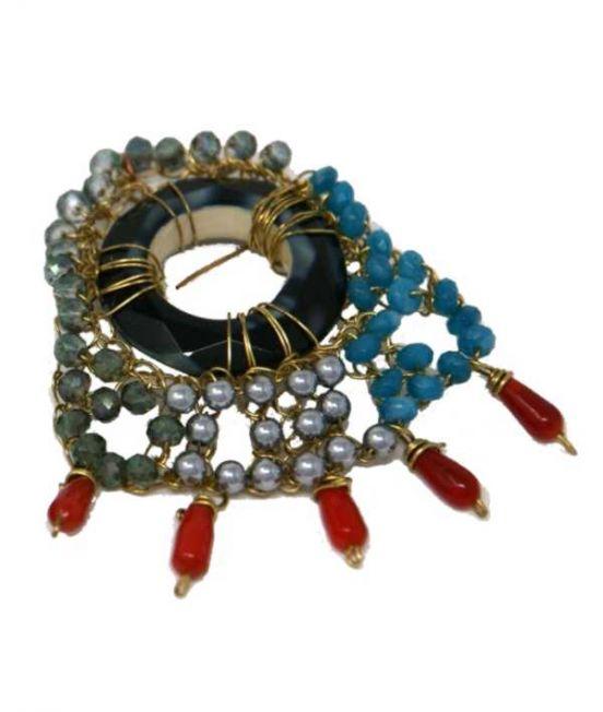 Palizzi Lazzaro Earring - Close up
