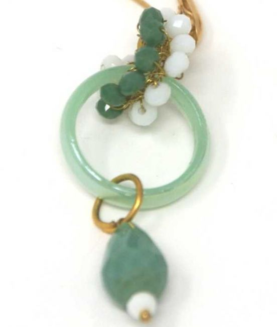 Palizzi Boccale Earring - Close up