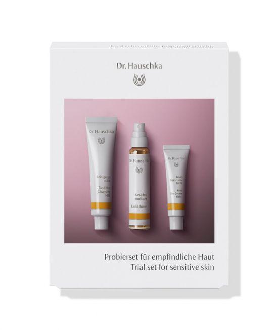 Probierset für empfindliche Haut Set FS DE-GB WEB; Trial set fo