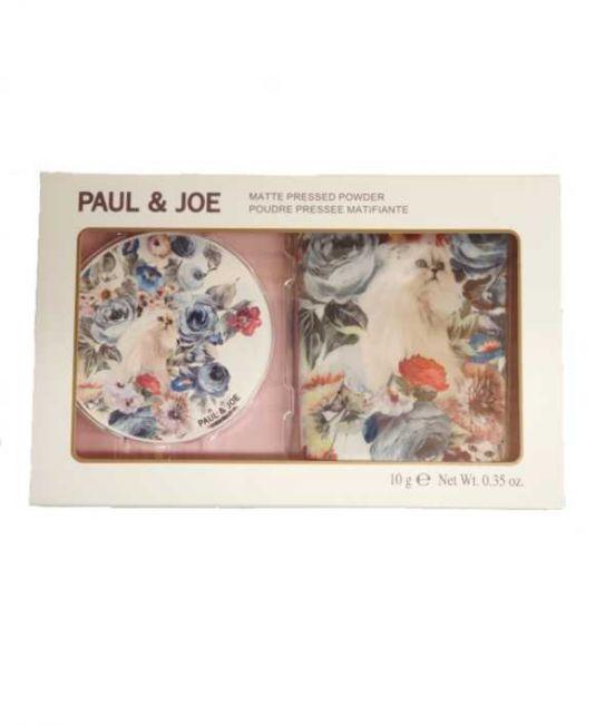 Paul & Joe Beauté Matte Pressed Box