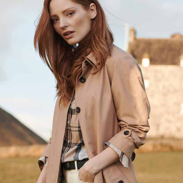 AW2020 WOMENSWEAR | Barbour & Barbour International