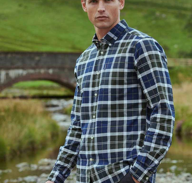 SS2021 MENSWEAR | Barbour & Barbour International