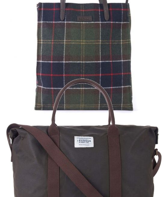 Barbour Travel, Luggage & Leather
