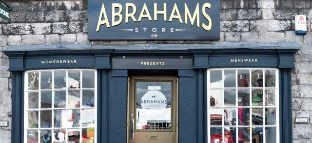 Abrahams Store front
