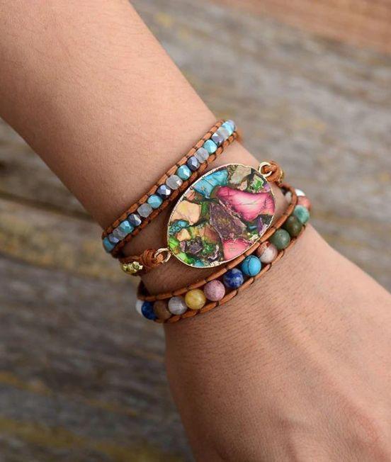 jasper bracelet mood