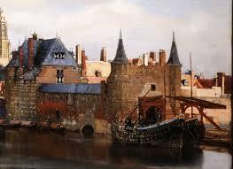 Vermeer View of Delft